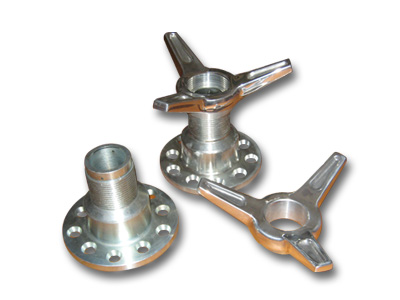 Spinner and Adaptor for car wheel