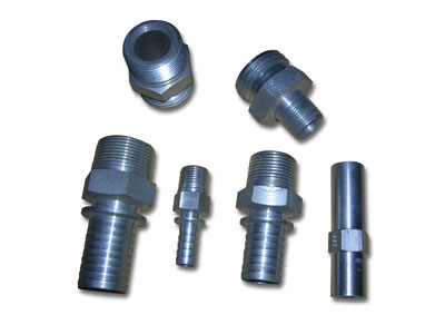 Turning parts pipeline components