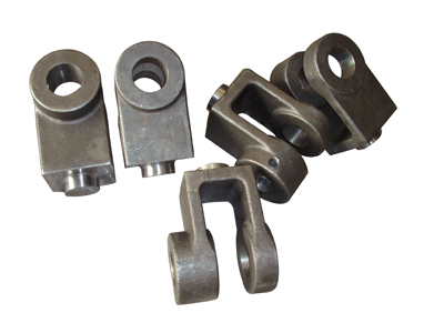 Marine investment castings rod clevis