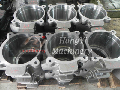 Axle Box Bearing Body Machining Views Factory ,productor ,Manufacturer ,Supplier